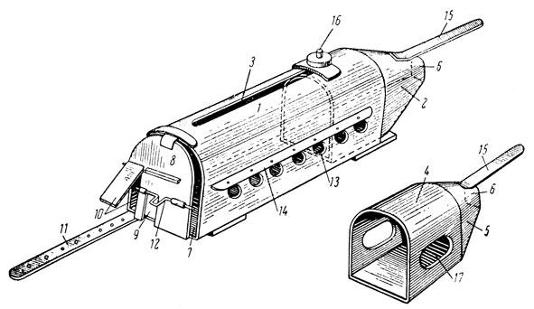Схема универсальной камеры для